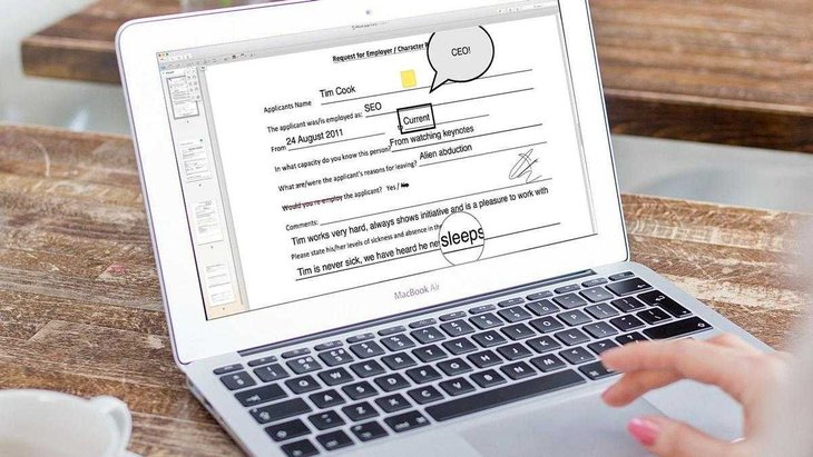 How to edit PDF file in laptop